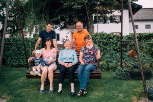 Bauernhof Oberdürnberg Familie Unger